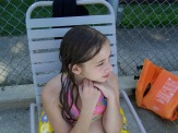 By the Pool in Iowa