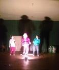 2013-12-21 Emy Hanna Rockin w Santa