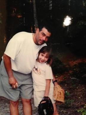 Carlos and Em 2003