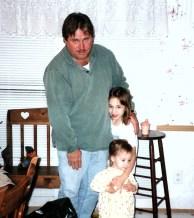 Uncle Paul w Girls 2000