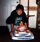 Deborah D w Lil Em 1997