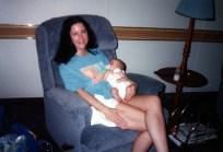 Cathee W w Baby Em 1995