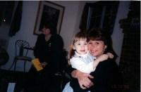em with kim m hug 1998