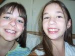 2006-08-04 Maddie n Emy