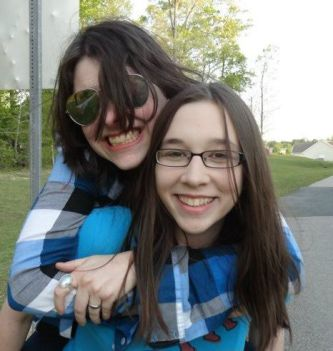 2012-12 Emily and Madelyn