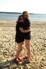 Em n Maddie beach1